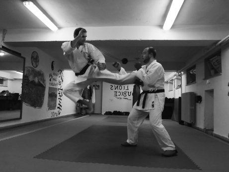Ondřej Charvát – trenér karate a sebeobrany